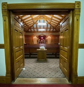 Temple Arron Doors